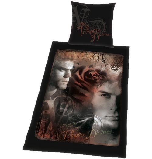 Vampire Diaries Bettwäsche The Salvatores Neu Ebay