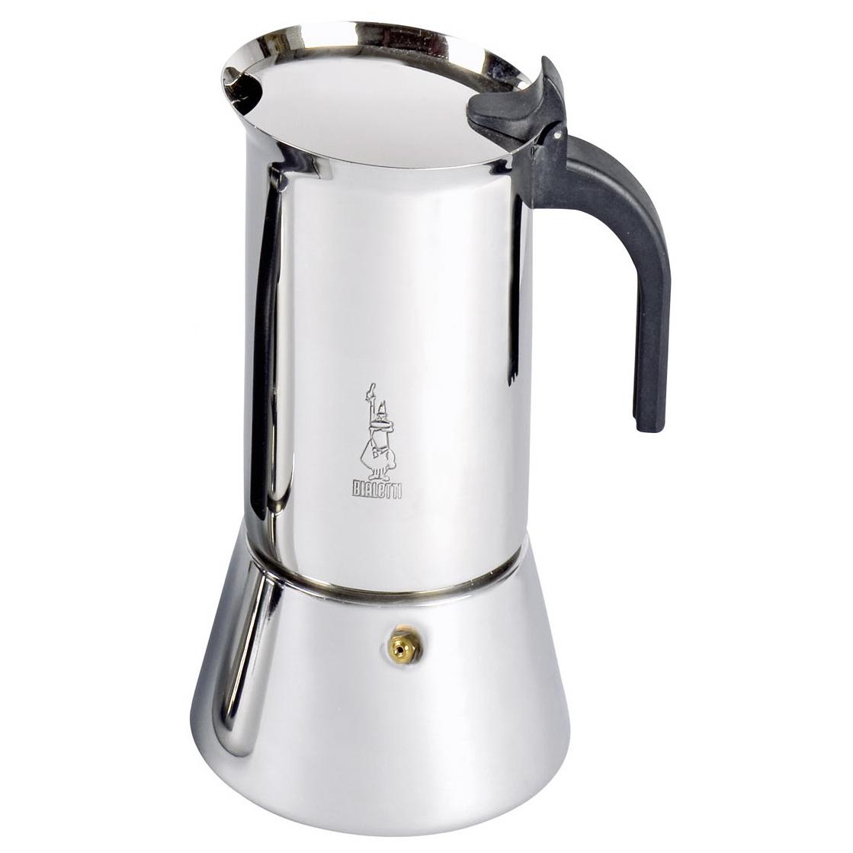 bialetti espressokocher venus edelstahl 10 tassen neu ebay. Black Bedroom Furniture Sets. Home Design Ideas