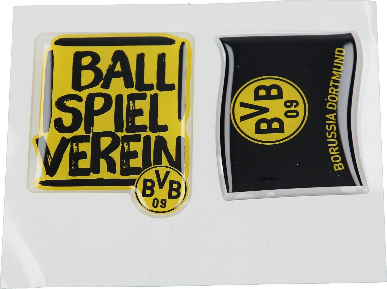 schwarz Borussia Dortmund BVB-Fleecehandschuhe