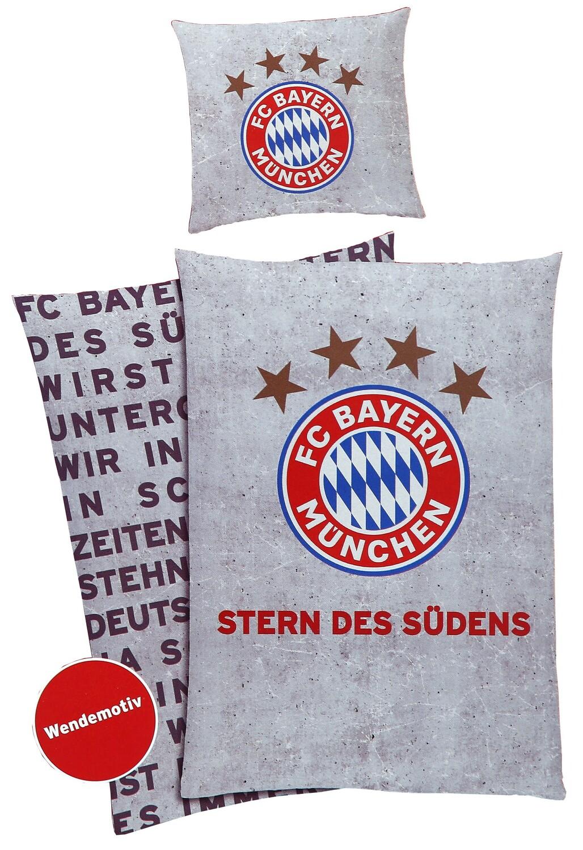 Fc Bayern München Bettwäsche Stern Des Südens