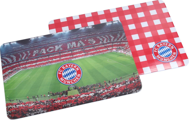 FC Bayern M/ünchen Brotdose 2er Set