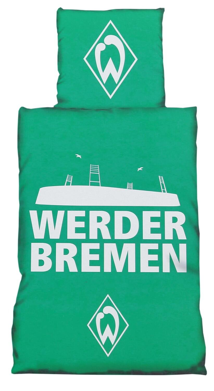 Werder Bremen Bettwasche Glow In The Dark 135x200