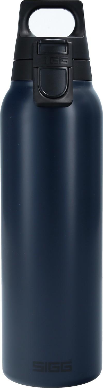 Sigg Hot Cold One Thermoflasche Dunkelblau 05 Liter