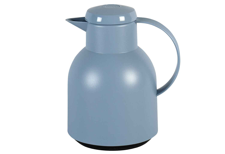Emsa Isolierkanne Samba 1 Liter pudergrau