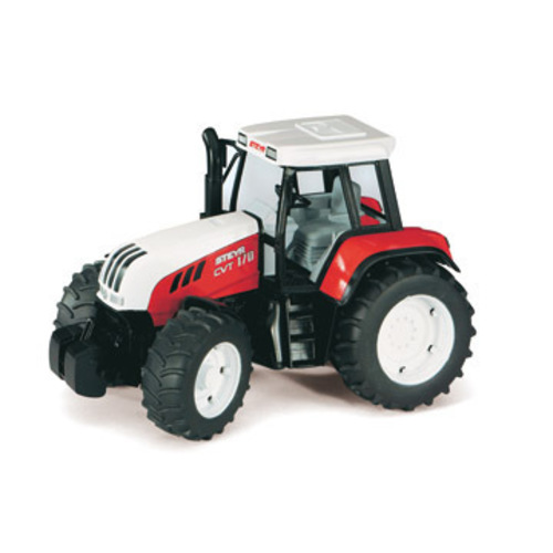 Bruder steyr traktor cvt