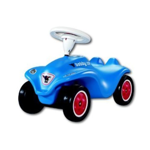 bobby car new big bobby car blau. Black Bedroom Furniture Sets. Home Design Ideas
