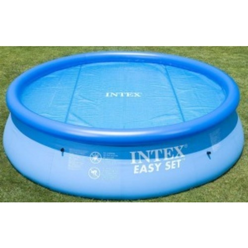 intex solar abdeckplane f r easy set pools bis 366cm. Black Bedroom Furniture Sets. Home Design Ideas