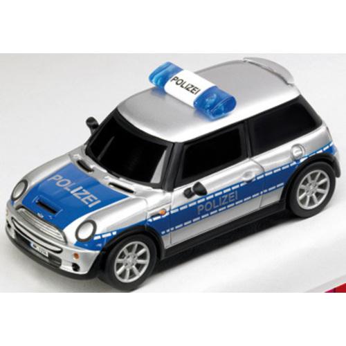 Carrera go mini cooper s quot polizei d
