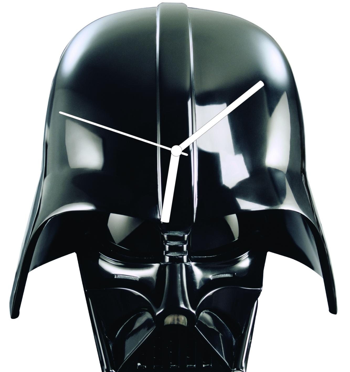 star wars the clone wars 3d uhr darth vader. Black Bedroom Furniture Sets. Home Design Ideas