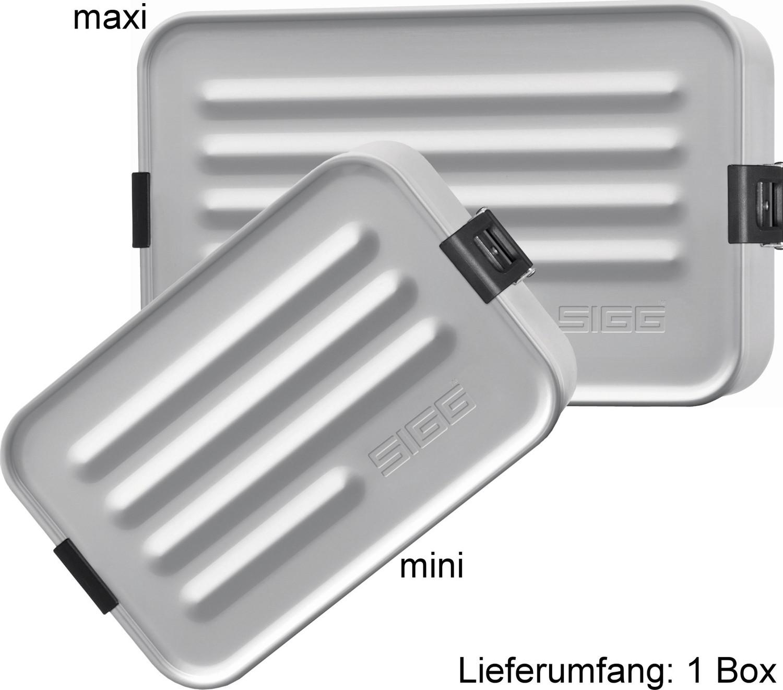 sigg aluminium lunchbox alu. Black Bedroom Furniture Sets. Home Design Ideas