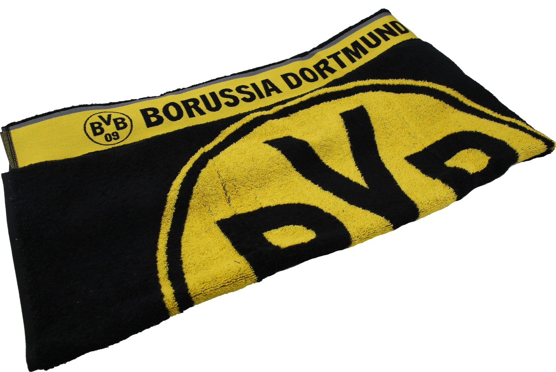 Borussia Dortmund Mikrofaser Handtuch 75x180cm