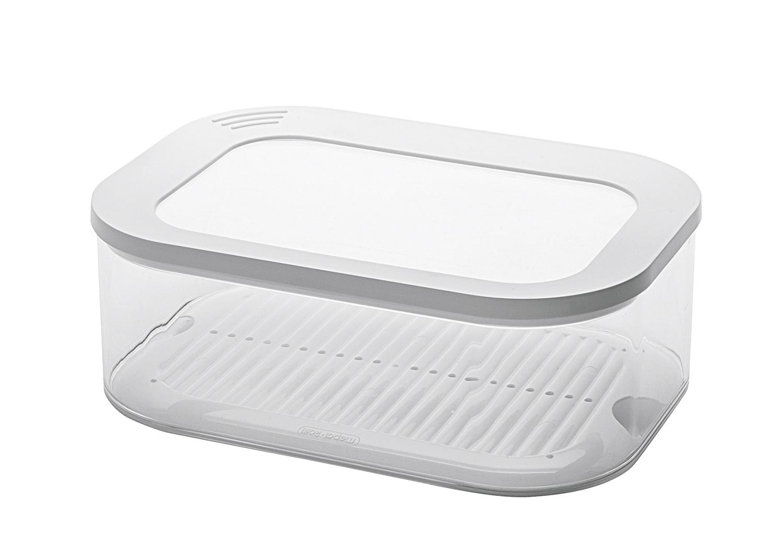 Kühlschrank Dose : Rotho rondo kühlschrankdose rund l
