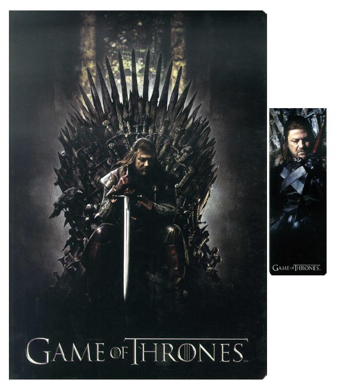 Game Of Thrones Lesezeichen