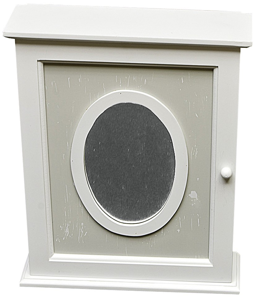 schl sselkasten holz wei 23x29. Black Bedroom Furniture Sets. Home Design Ideas