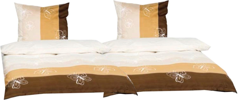 4 teilige bettw sche schmetterling 135x200cm. Black Bedroom Furniture Sets. Home Design Ideas