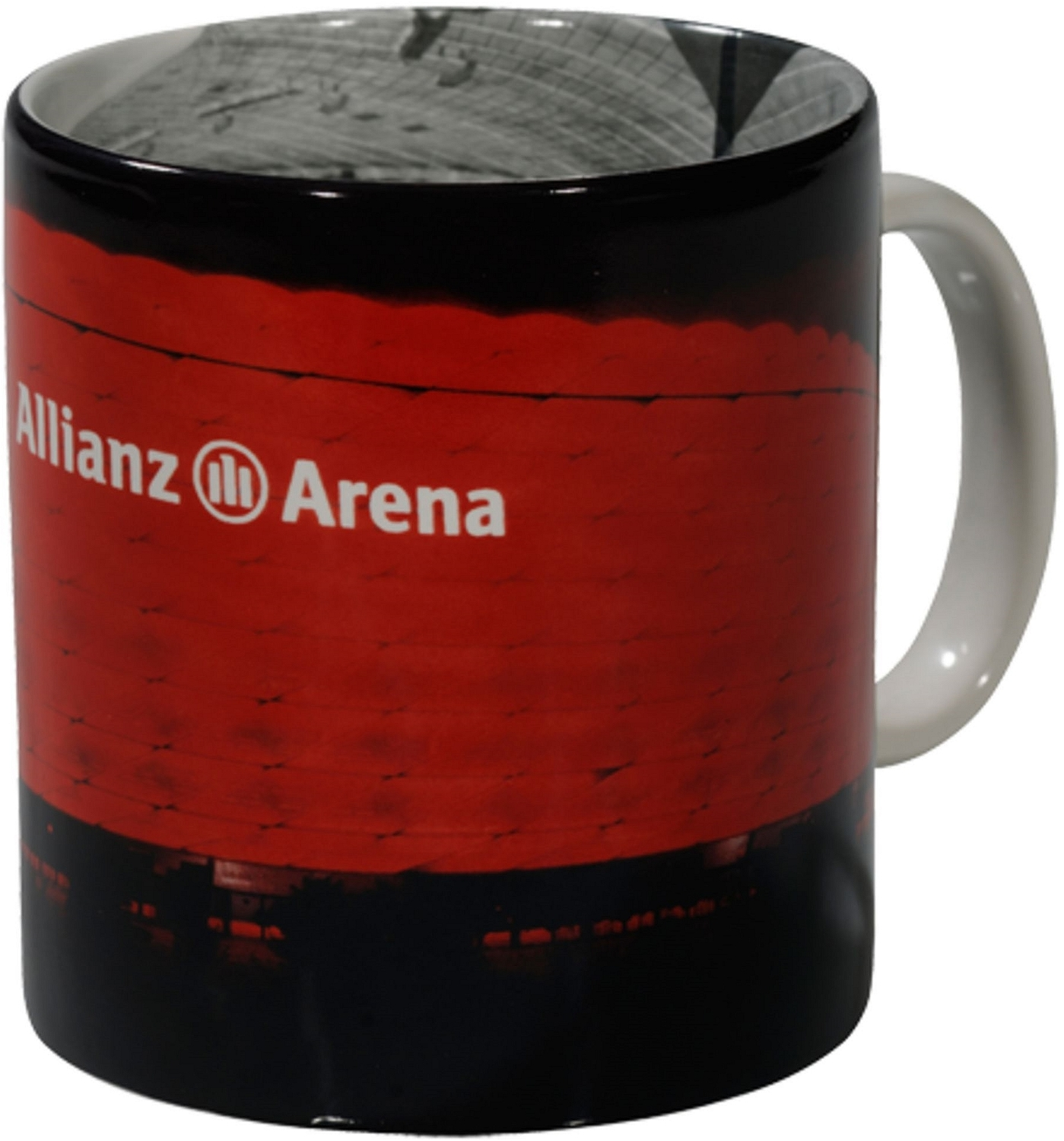 fc bayern m nchen kaffeebecher xxl allianz arena. Black Bedroom Furniture Sets. Home Design Ideas