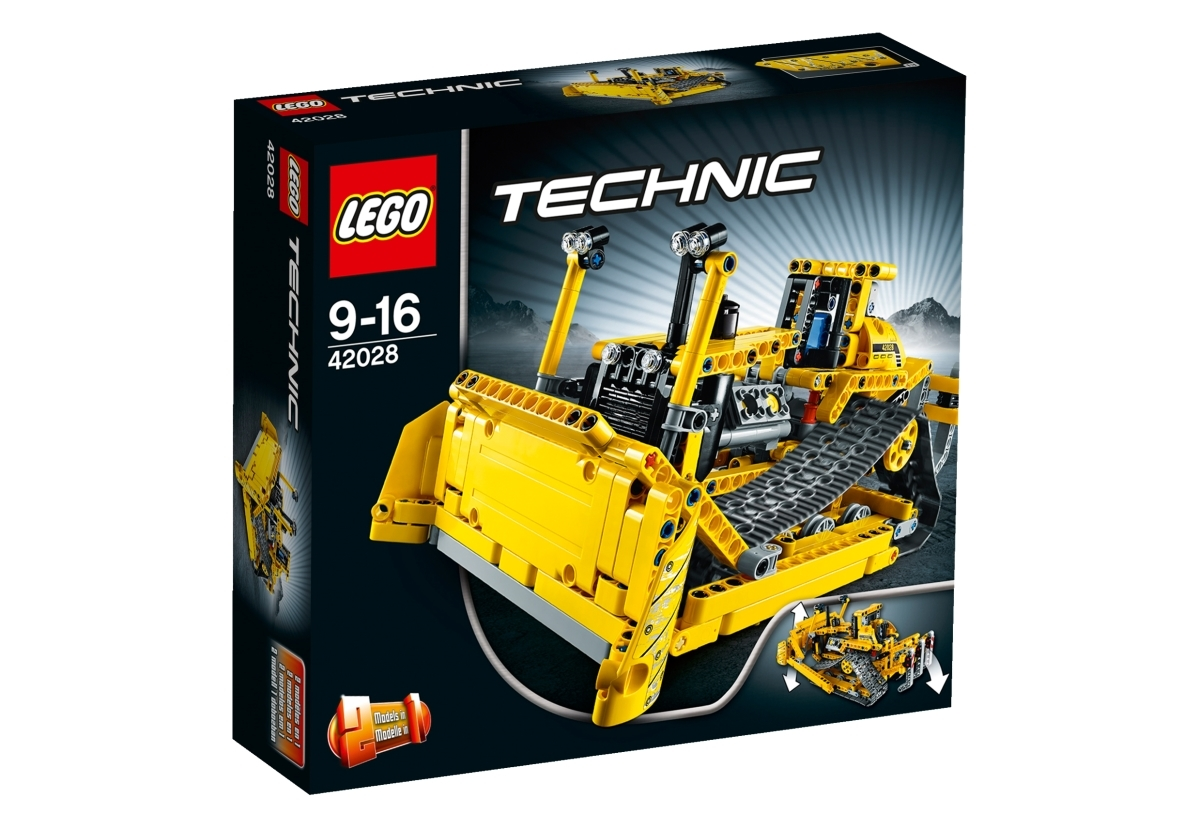 lego 42028 technic bulldozer. Black Bedroom Furniture Sets. Home Design Ideas