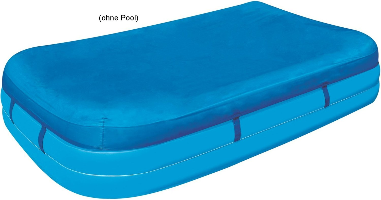 bestway abdeckplane f r family pool 210cm. Black Bedroom Furniture Sets. Home Design Ideas