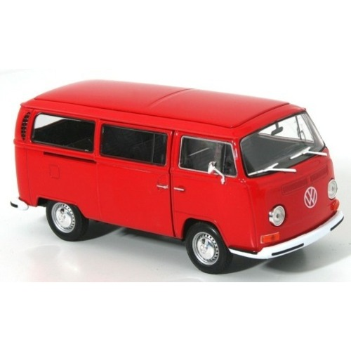 Welly vw bus t rot
