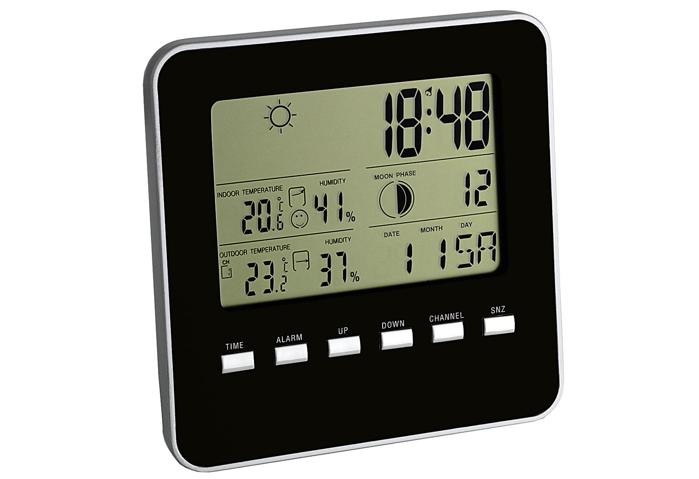 Kühlschrank Thermometer Funk : Rosenstein söhne digitales kühl gefrierschrank thermometer