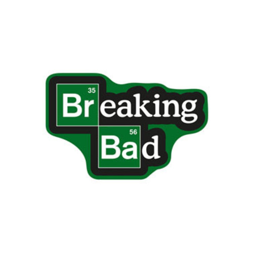 Breaking Bad Teppich Logo 85 x 55 cm
