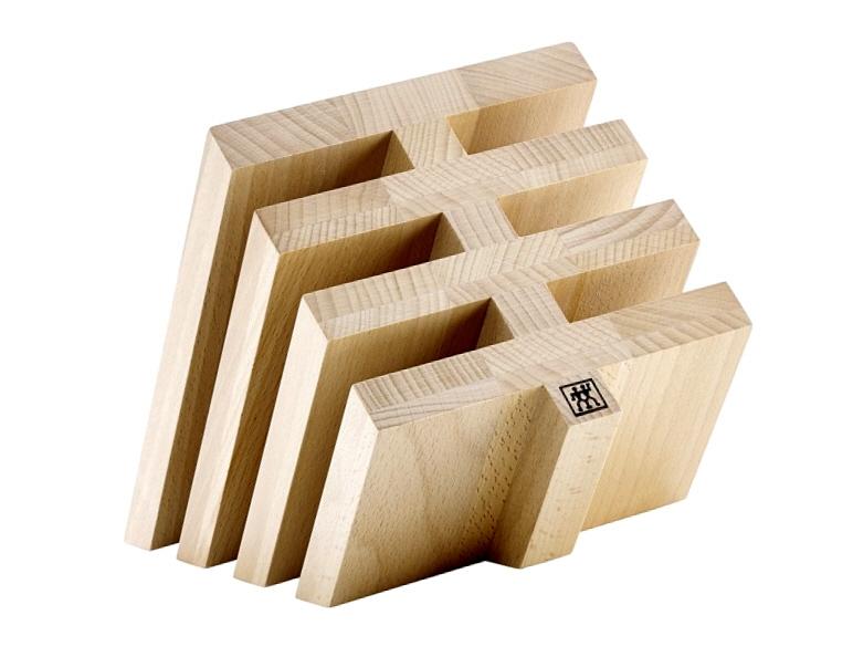 zwilling messerblock natur. Black Bedroom Furniture Sets. Home Design Ideas