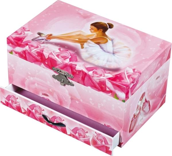 Spieldose Ninon Elfen Spieldosen Figur Elfen