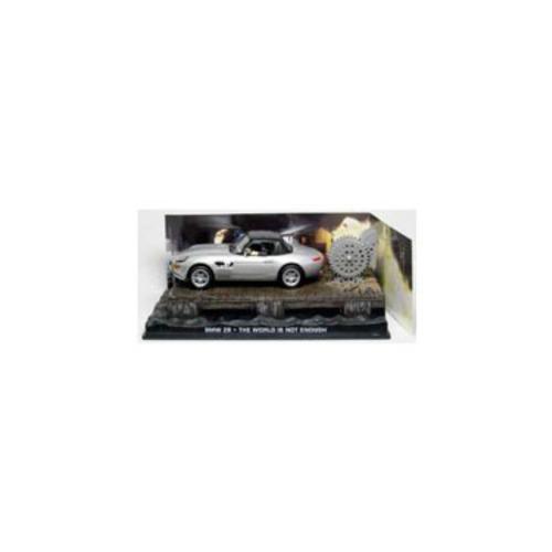 Bmw Z8 Bond: James Bond Diecast Modell 1:43 BMW Z8