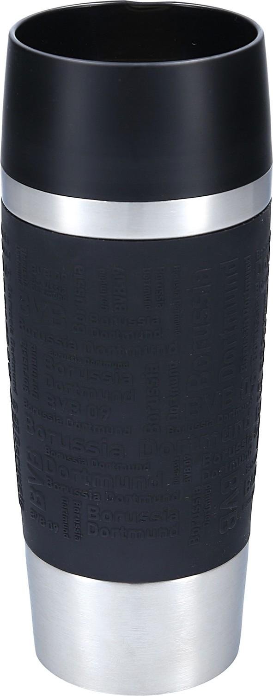 borussia dortmund bvb coffee to go thermobecher. Black Bedroom Furniture Sets. Home Design Ideas