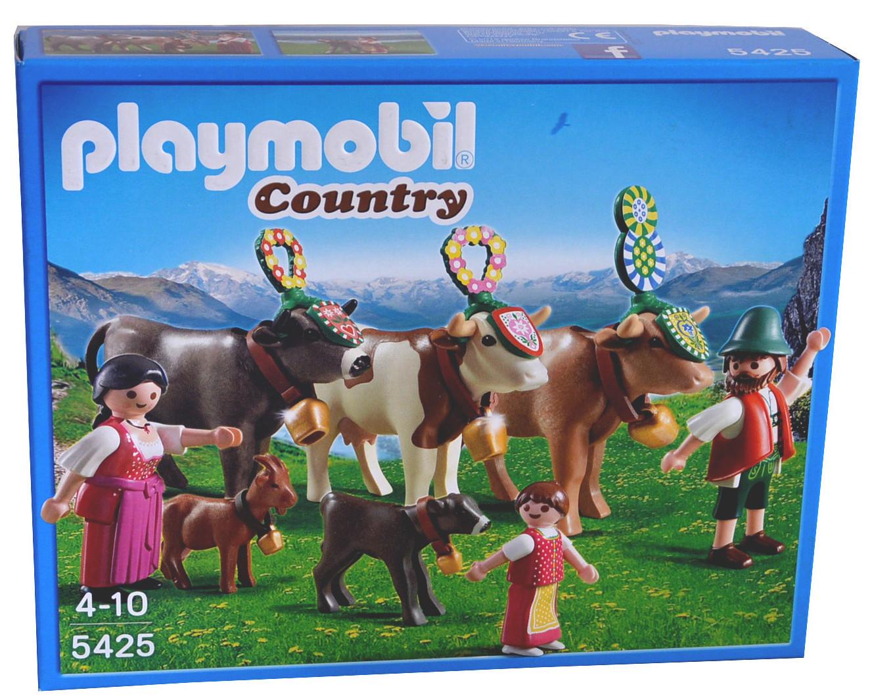 Playmobil Almabtrieb 5425