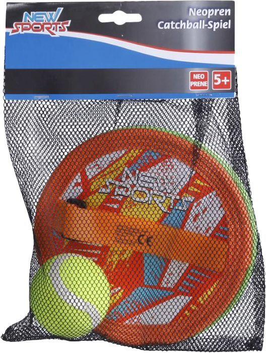 Fußball New Sports Neopren Fußball Handpumpe im Set