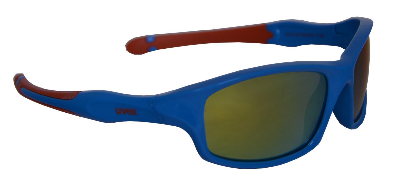 uvex sportstyle kinder sonnenbrille 507 blau orange. Black Bedroom Furniture Sets. Home Design Ideas