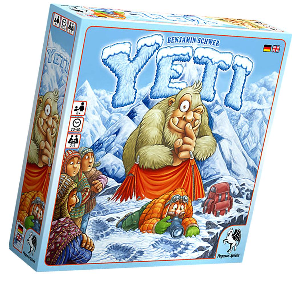 Spiel Yeti