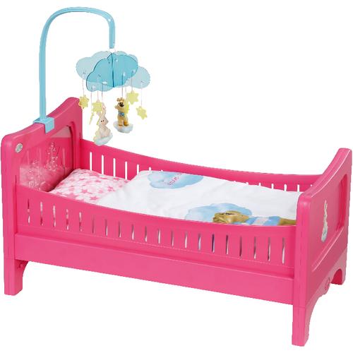 baby born bett mit licht und sound. Black Bedroom Furniture Sets. Home Design Ideas