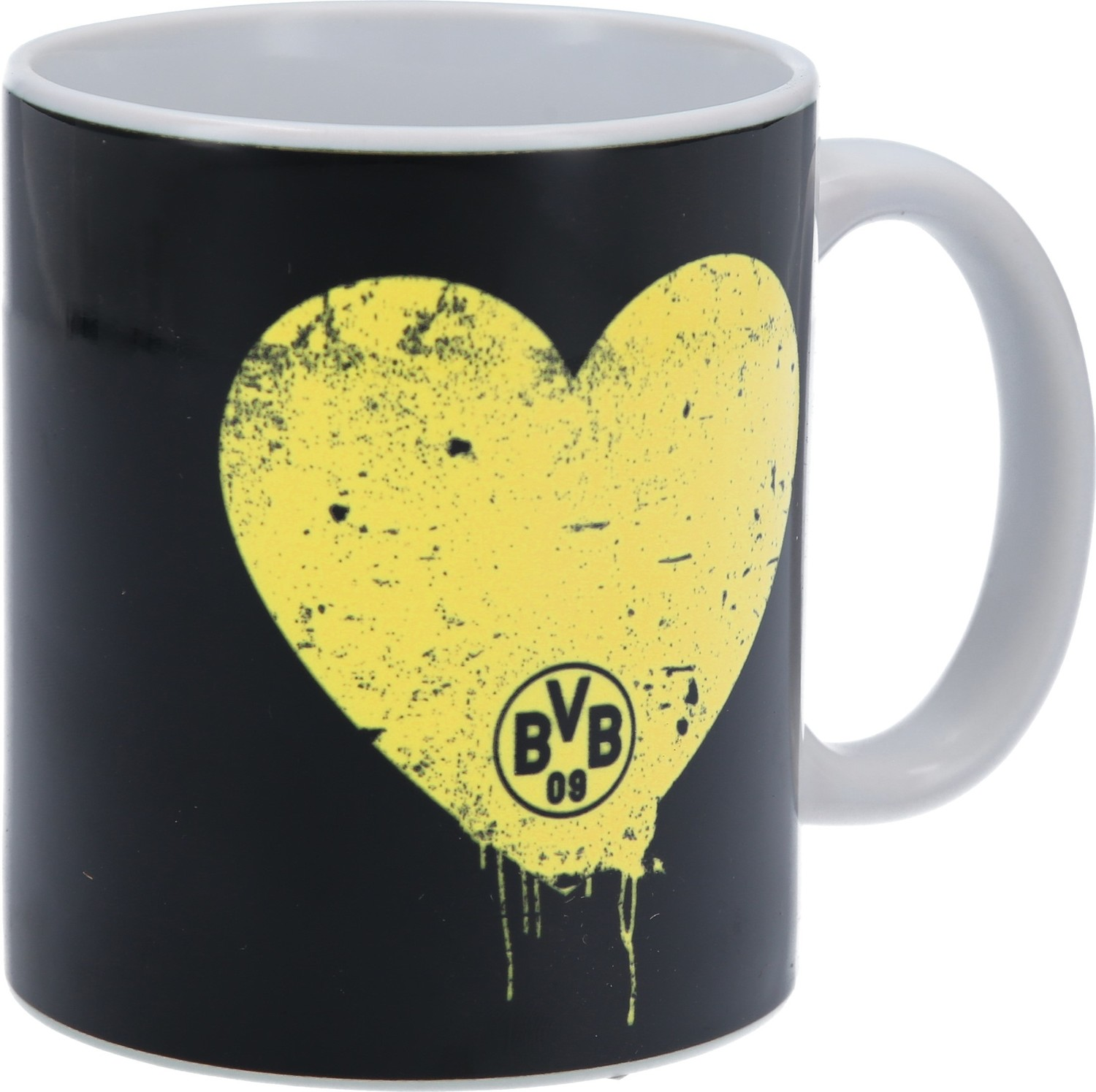 borussia dortmund tasse f r den besten papa 0 3l. Black Bedroom Furniture Sets. Home Design Ideas