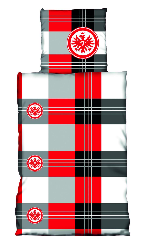 Eintracht Frankfurt Bettwäsche Konsequent Real