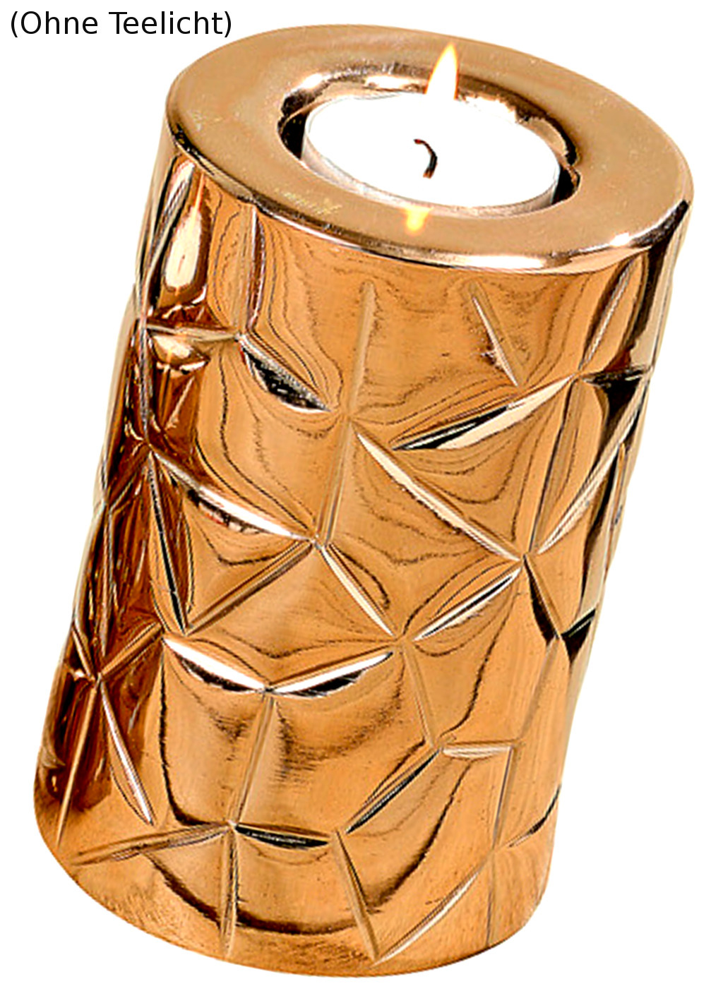 Teelichthalter elif 8 x 12 cm for Lumix baumkerzen
