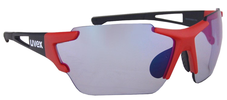 Uvex Sportbrille »Sportstyle 803 Race VM Sportglasses small«, schwarz, schwarz
