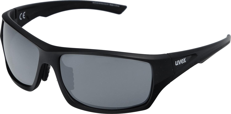 faa22a1672 Sonnenbrille Uvex Sportstyle 222 pola schwarz matt · Klicken Sie auf das  Bild