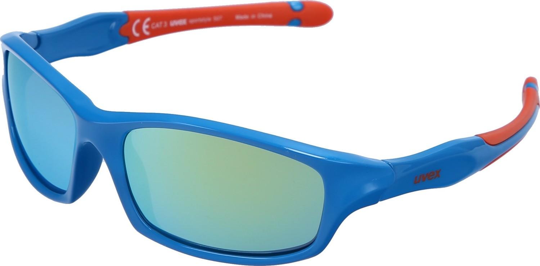Uvex Sportstyle Kinder Sonnenbrille 507 lila grün