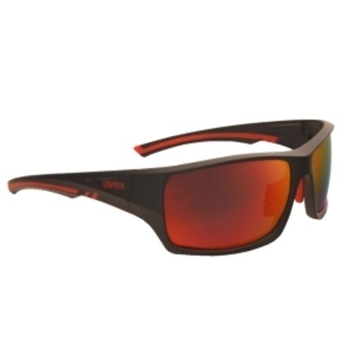 8433ce3705 Sonnenbrille Uvex Sportstyle 222 pola schwarz matt rot · Klicken Sie auf  das Bild