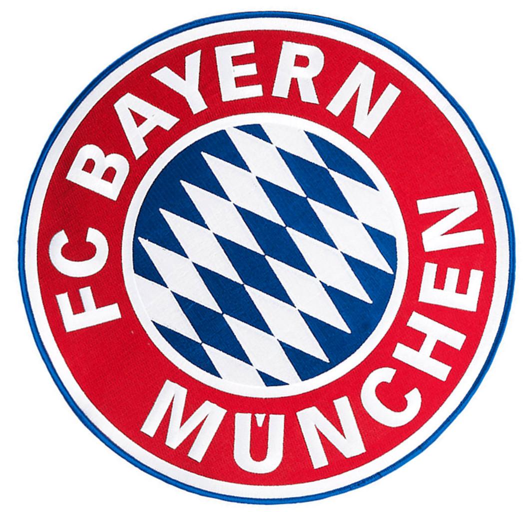 fc bayern m252nchen aufn228her logo gro223 30cm