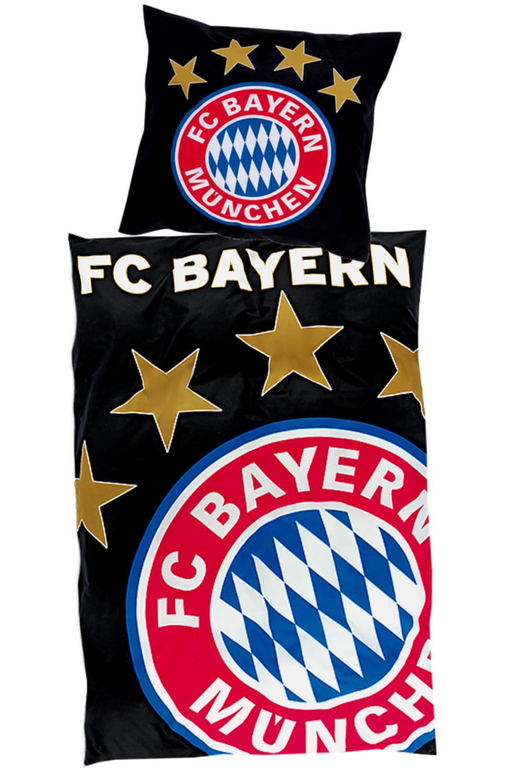 Fc Bayern Bettwäsche : fc bayern m nchen bettw sche glow in the dark ~ Watch28wear.com Haus und Dekorationen